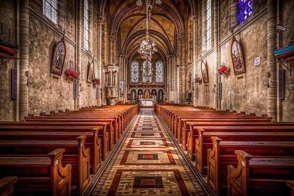 czyszczenie kościołów bydgoszcz