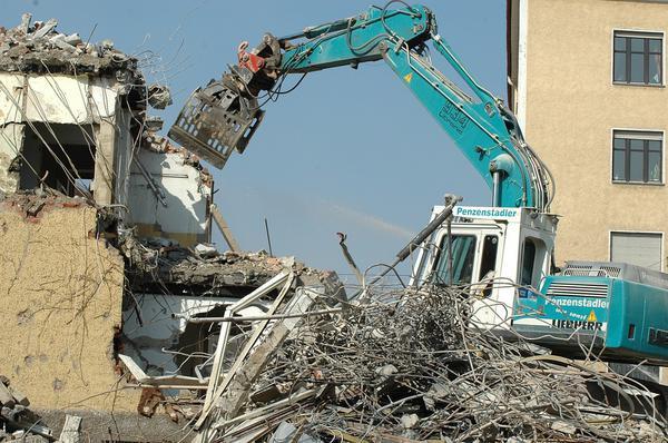wyburzenia budynków inowrocław